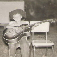 Doc @ Six Years Old - 1955
